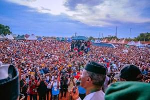 Photos From Governor Bello